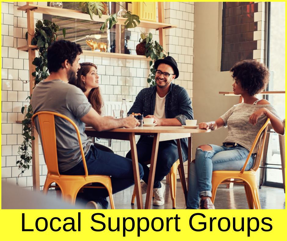 Local Support Groups